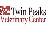 TWIN PEAKS VETERINARY CENTER logo