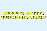 JEFF'S AUTO TECHNOLOGY logo