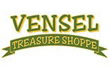 VENSEL TREASURE SHOPPE logo