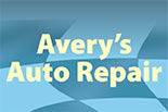 AVERY'S AUTO REPAIR logo