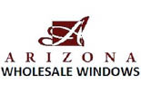 AZ WHOLESALE WINDOWS logo