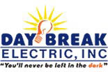 DAY BREAK ELECTRIC logo