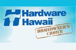 HARDWARE HAWAII logo