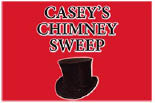 CASEY'S CHIMNEY SWEEP logo