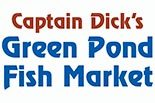 Captain Dick's Green Pond Fish Market logo