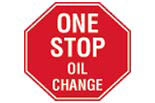 One Stop Oil Change logo