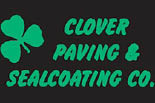 Clover Paving Co., Inc. logo