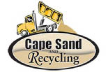 CAPE SAND & RECYCLING logo