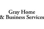 Gray Home & Business Services logo