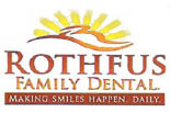 ROTHFUS FAMILY DENTAL logo