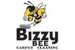 Bizzy Bee Carpet Cleaning logo