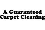 A Guaranteed Carpet Cleaning logo