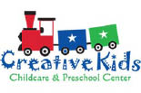 CREATIVE KIDS CHILDCARE logo