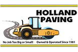 HOLLAND PAVING, INC. logo