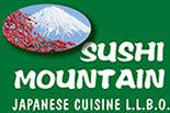 SUSHI MOUNTAIN AJAX logo