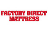 FACTORY DIRECT MATTRESS logo