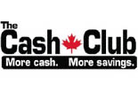 THE CASH CLUB logo