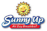 SUNNY UP ALL DAY BREAKFAST logo