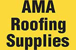 AMA ROOFING SUPPLIES logo