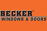 BECKER WINDOWS logo