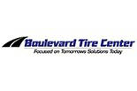 BOULEVARD TIRE CENTER logo