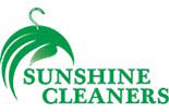 SUNSHINE QUALITY CLEANERS logo