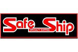 SAFE SHIP SPECIALTY SHIPPERS logo