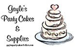 Gayle's Party Cakes & Supplies logo