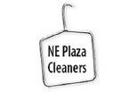 NE Plaza Cleaners logo