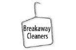 Breakaway Cleaners logo