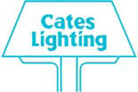 CATES LIGHTING logo