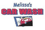 Melissa's Car Wash logo