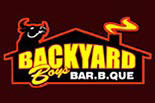 BACKYARD BOYS BAR-B-QUE Daytona Beach logo