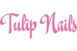 TULIP NAILS logo