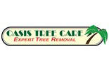 OASIS TREE CARE/ KC OASIS PROPERTY logo
