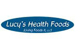 LUCY'S HEALTH FOOD logo