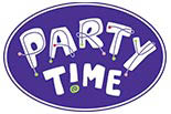 PARTY TIME logo