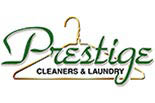 PRESTIGE CLEANERS logo
