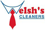 WELSHS CLEANERS logo