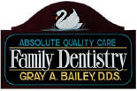 ABSOLUTE QUALITY CARE FAMILY DENTISTRY logo