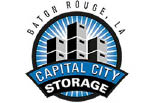 CAPITAL CITY STORAGE logo