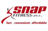 SNAP FITNESS - WALKER & CENTRAL logo