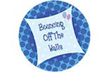 BOUNCING OFF THE WALLS logo