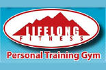 LifeLong Fitness Personal Training Gym logo