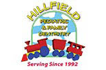 HILLFIELD PEDIATRIC & FAMILY DENTISTRY logo