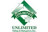 UNLIMITED SIDING & RAIN GUTTER INC. logo