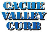 CACHE VALLEY CURB logo