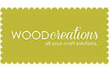 Wood Creations Unfinished Wood Crafts & Scrapbooking Utah logo