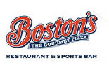 BOSTON'S PIZZA RESTAURANT & SPORTS BAR logo
