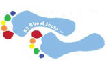 ALL ABOUT SOCKS & ACCESSORIES logo